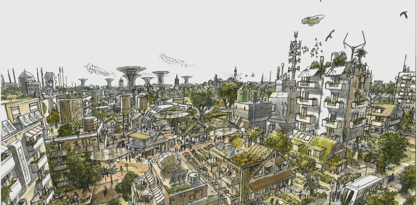 Extinction Rebellion's car-free streets showcase the possibility of a beautiful, safe and green future