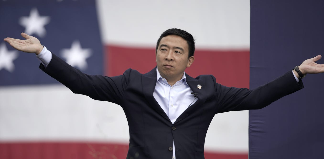 Andrew Yang's 'freedom dividend' echoes a 1930s basic income proposal that reshaped Social Security