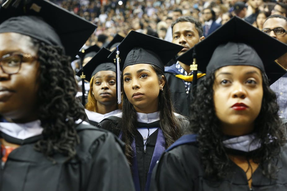 Fit Graduation 2020.Pell Grants Are Getting Their Due In The 2020 Campaign