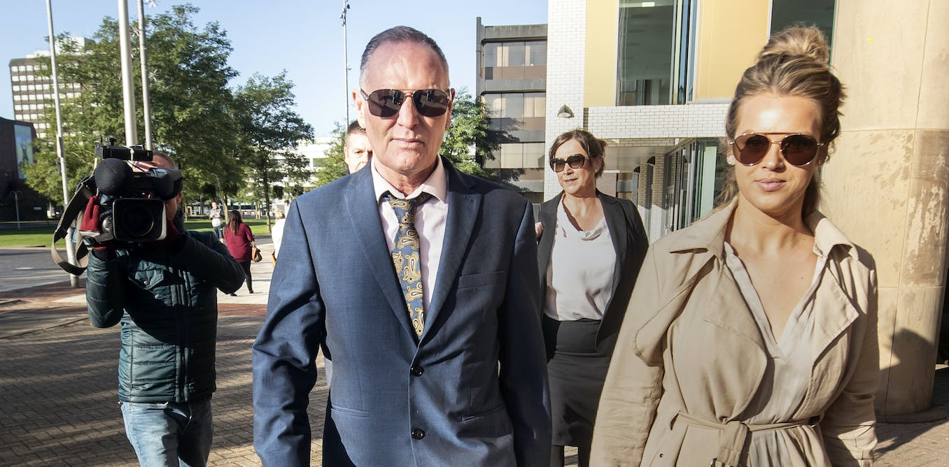 Paul Gascoigne trial highlights why most women don't report sexual abuse or rape