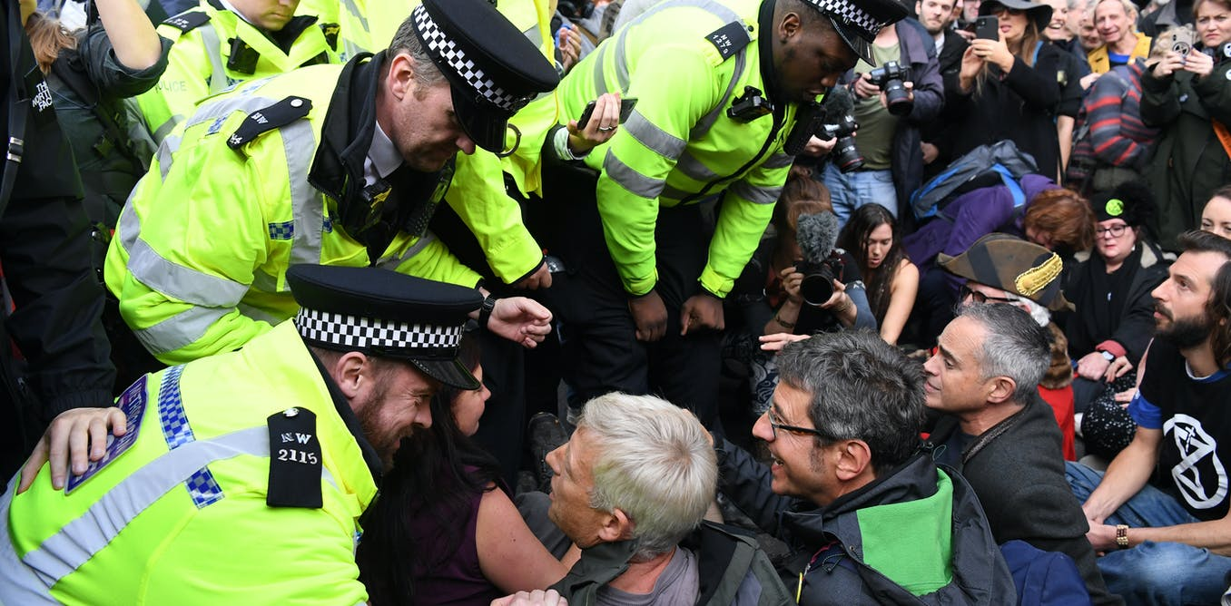 Extinction Rebellion's commuter and science critics are missing the point