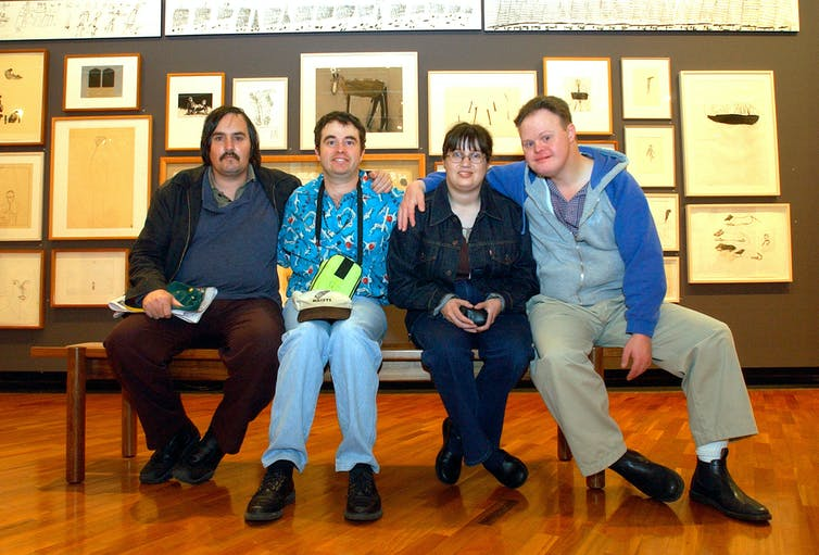 new projects focus on the rights of artists with disabilities