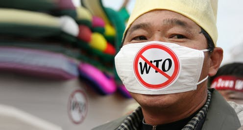 Arrogance destroyed the World Trade Organisation. What replaces it will be even worse