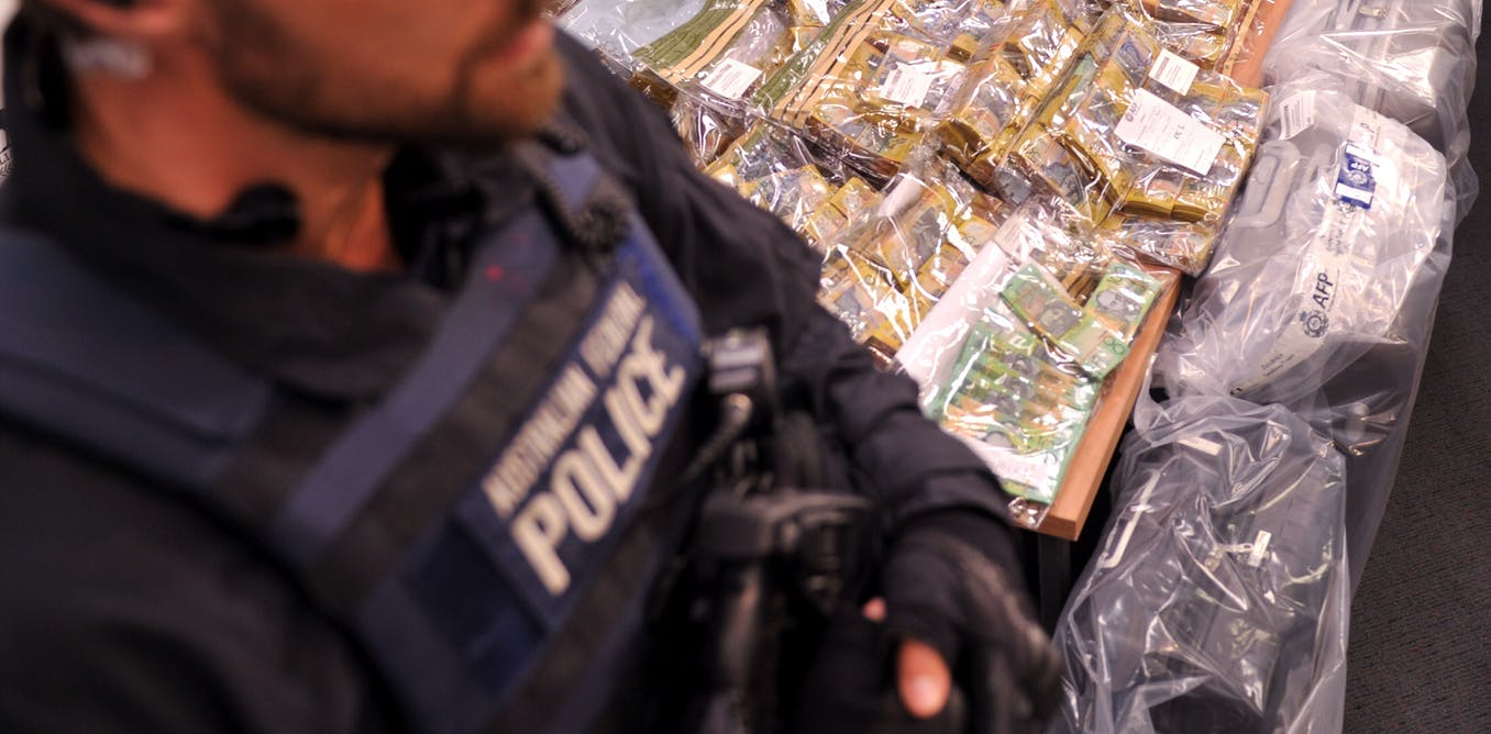 A criminal asked to design anti-money laundering laws would probably keep our current ones
