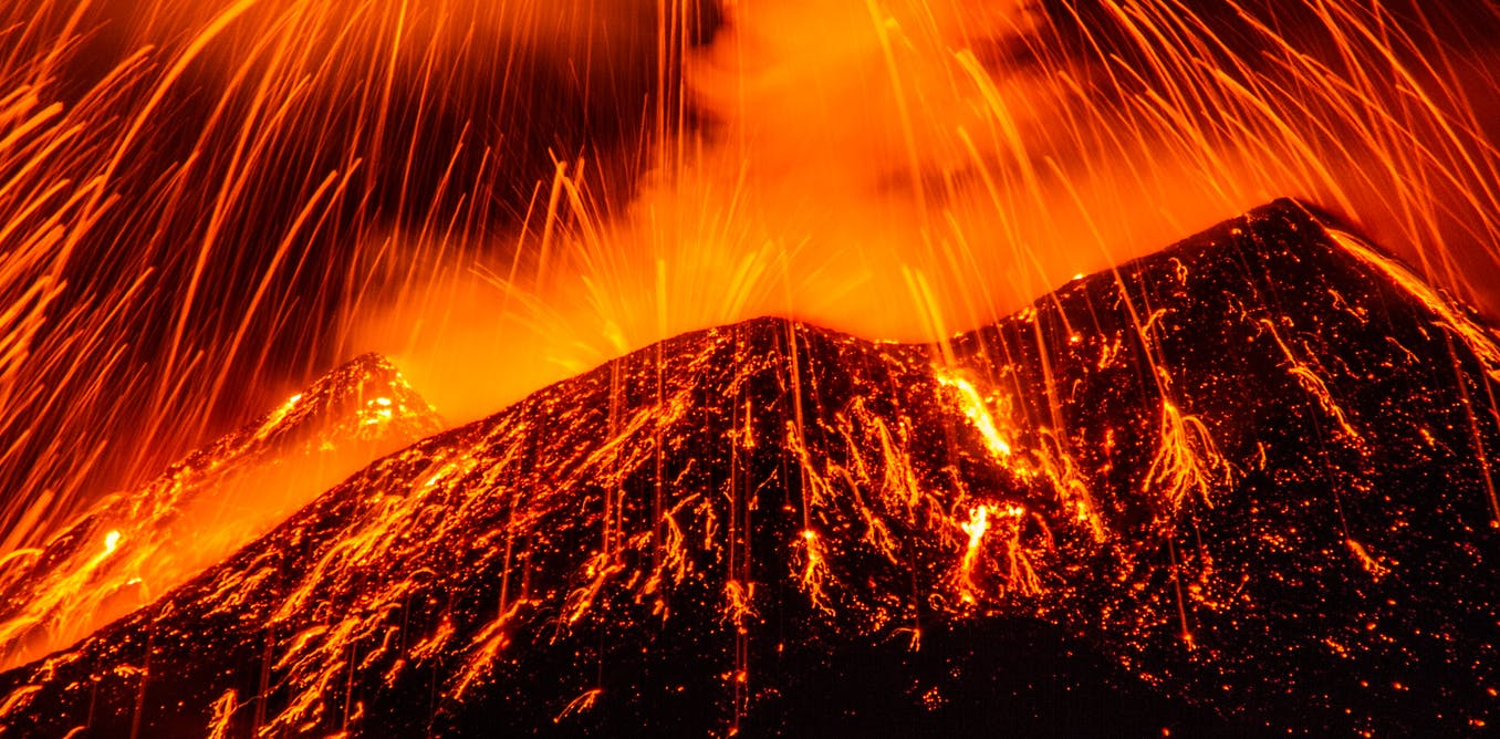 Climate explained: how volcanoes influence climate and how their emissions compare to what we produce