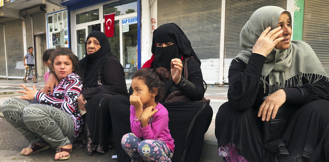 Deportation to Syria could mean death for women, children and LGBTQ refugees in Turkey