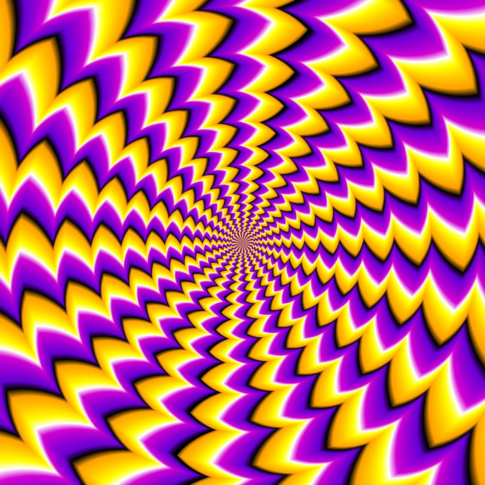 Curious Kids: how does an optical illusion work?