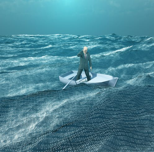 Data lakes: where big businesses dump their excess data, and hackers have a field day