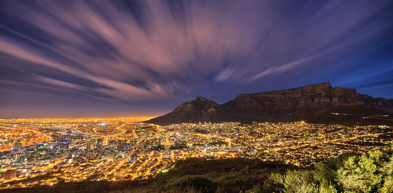 Film about Cape Town is being used to raise awareness, and to ask wider questions