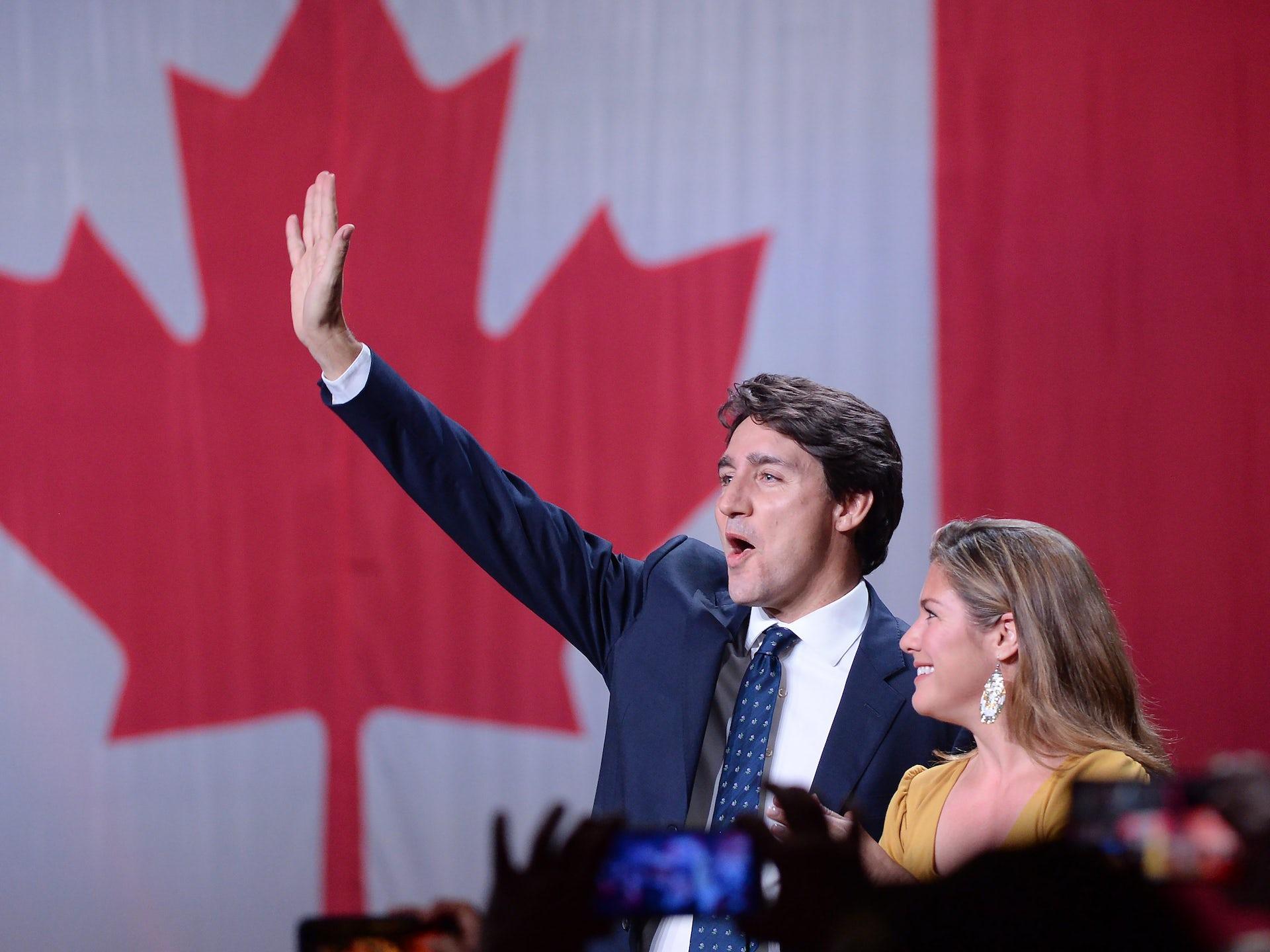 Trudeaumania The Rise to Power of Pierre Elliott Trudeau