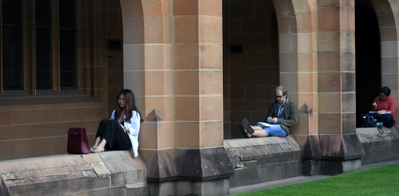 Australians split on the level of foreign students: ANUpoll