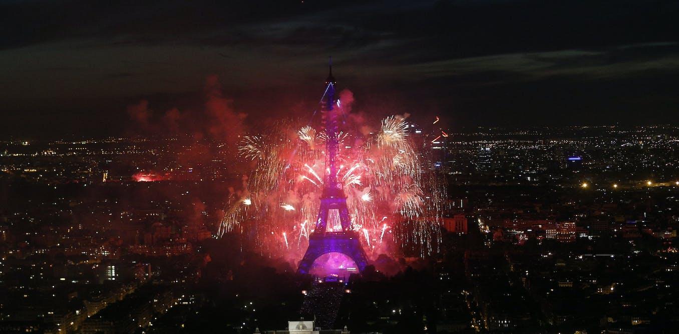 Paris, le cliché préféré des séries