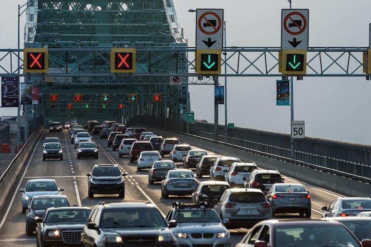 Plus De Capacite Routiere Plus De Trafic Il Faut Revenir A La Loi Fondamentale De La Congestion Pour Mieux La Combattre