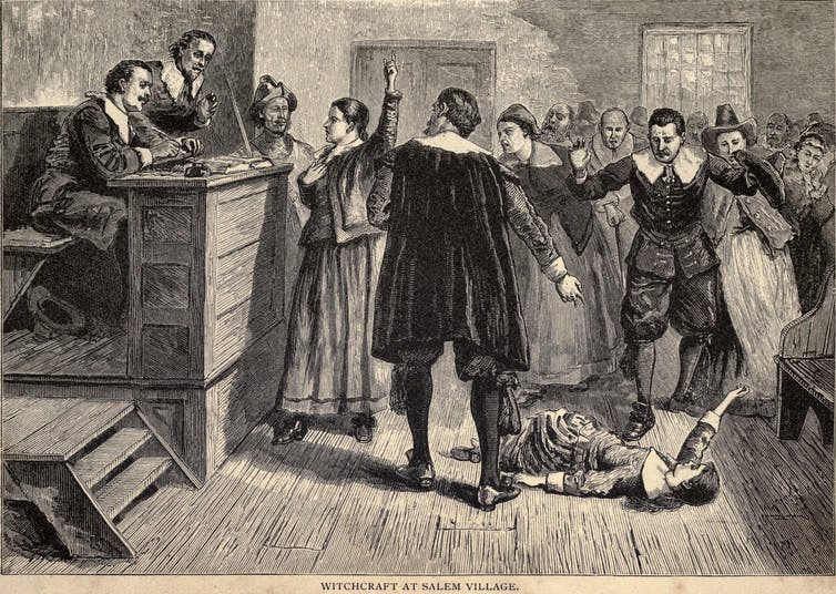 For Puritan women, there were so many ways to get accused of witchcraft.