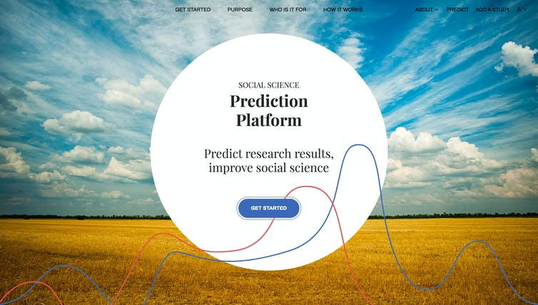 Predicting research results can mean better science and better advice