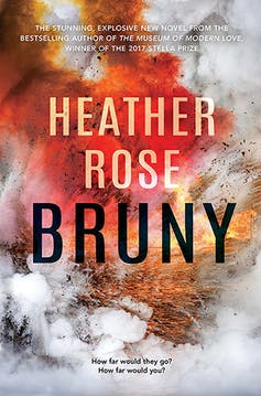 Bruny review: Heather Rose's new book has a sense of place yet taps into global unease