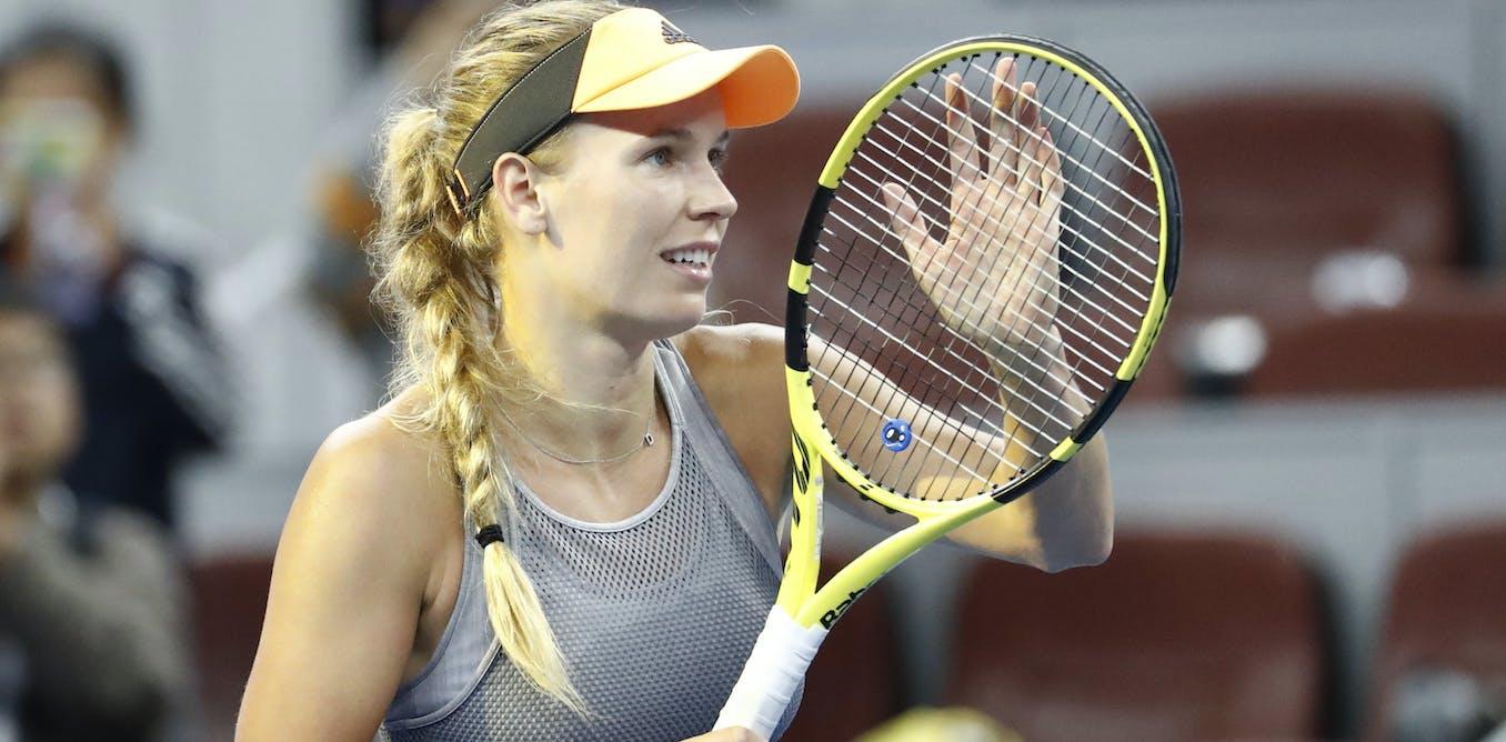 What is rheumatoid arthritis, the condition tennis champion Caroline Wozniacki lives with?