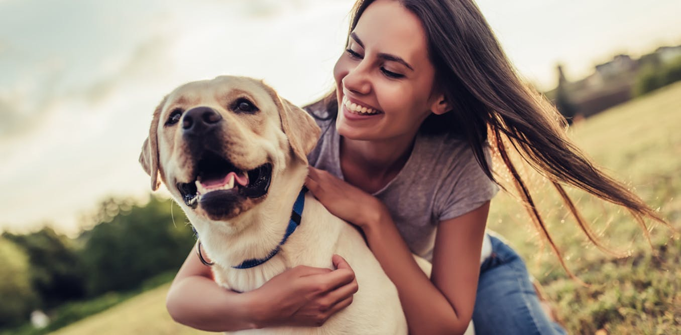 Dogs really can chase away loneliness