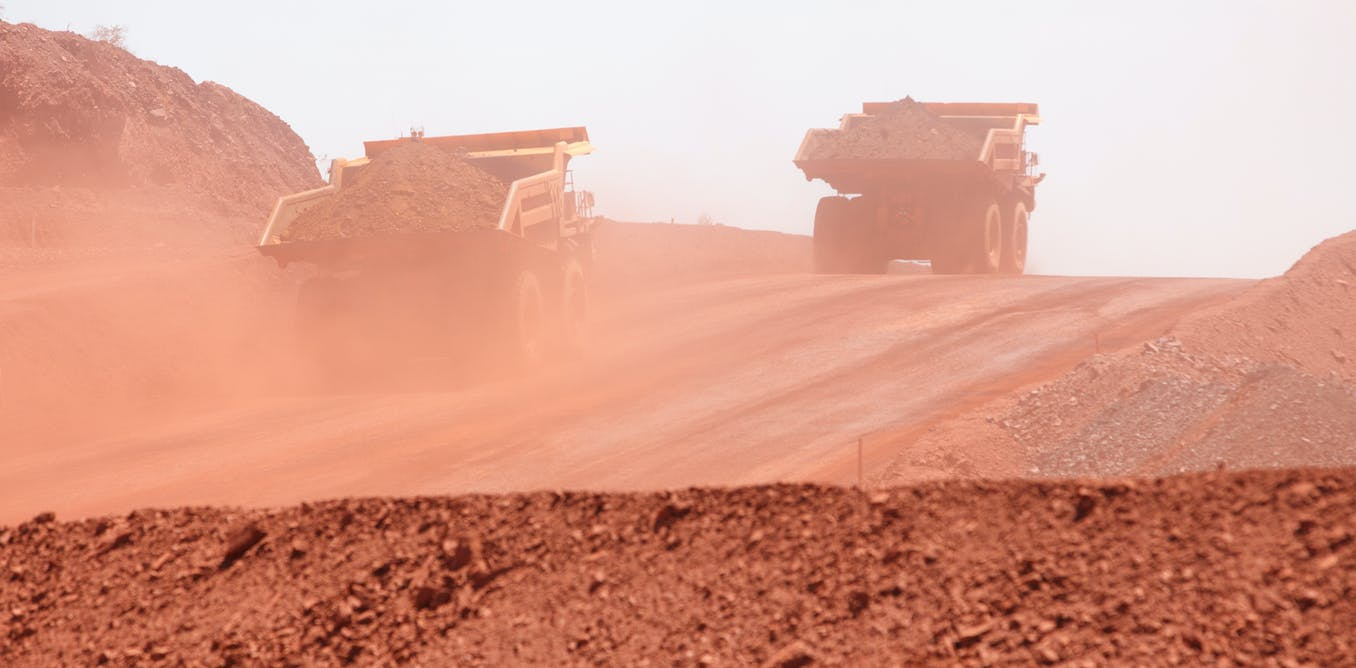 Want more jobs in Australia? Cut our ore exports and make more metals at home
