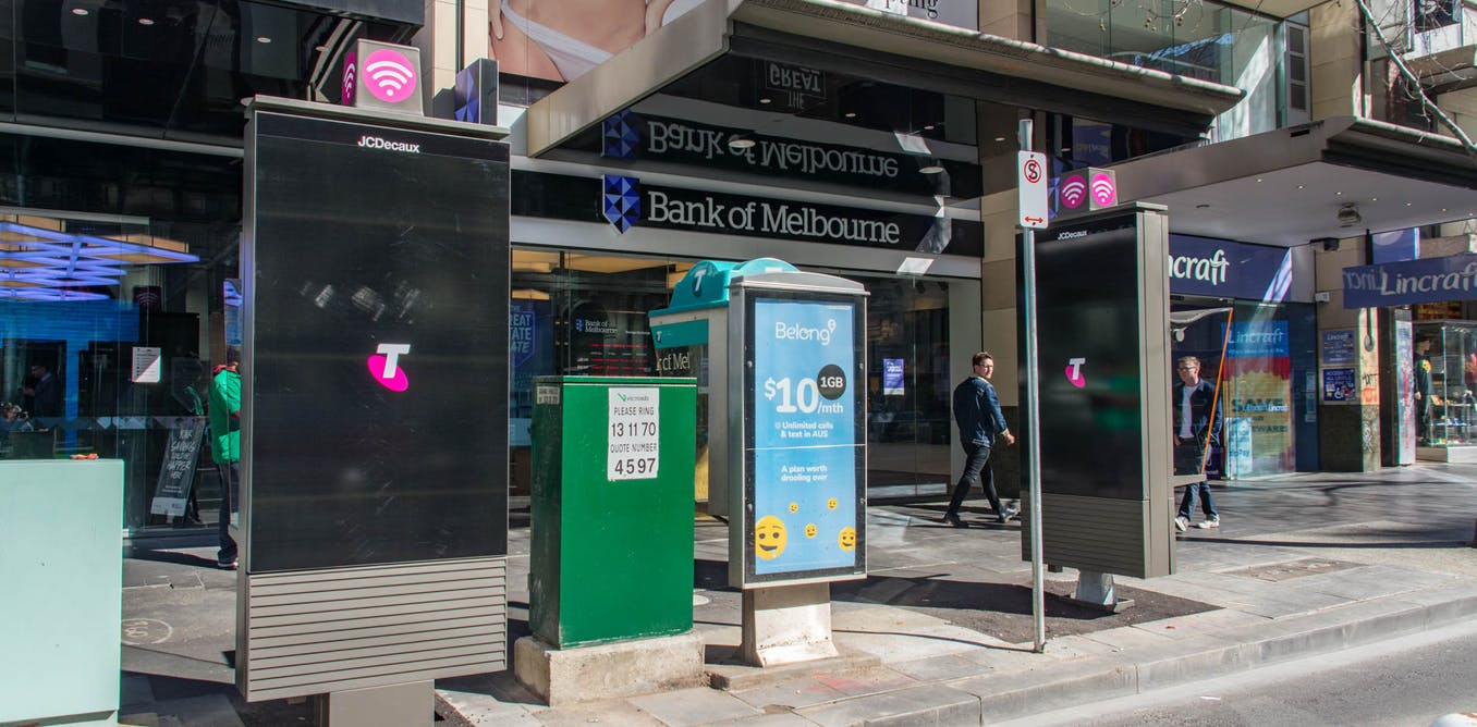 Telstra's new high-tech payphones are meeting resistance from councils, but why?