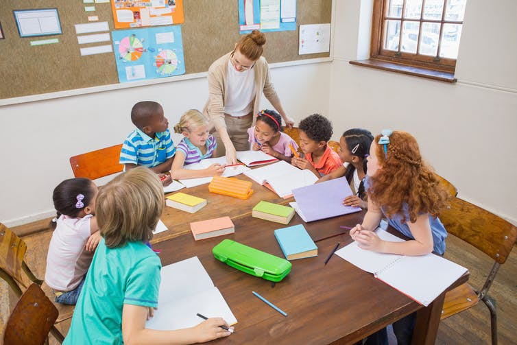 letting kids explore real-world scenarios will keep them in maths class