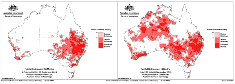 The science of drought is complex but the message on climate change is clear