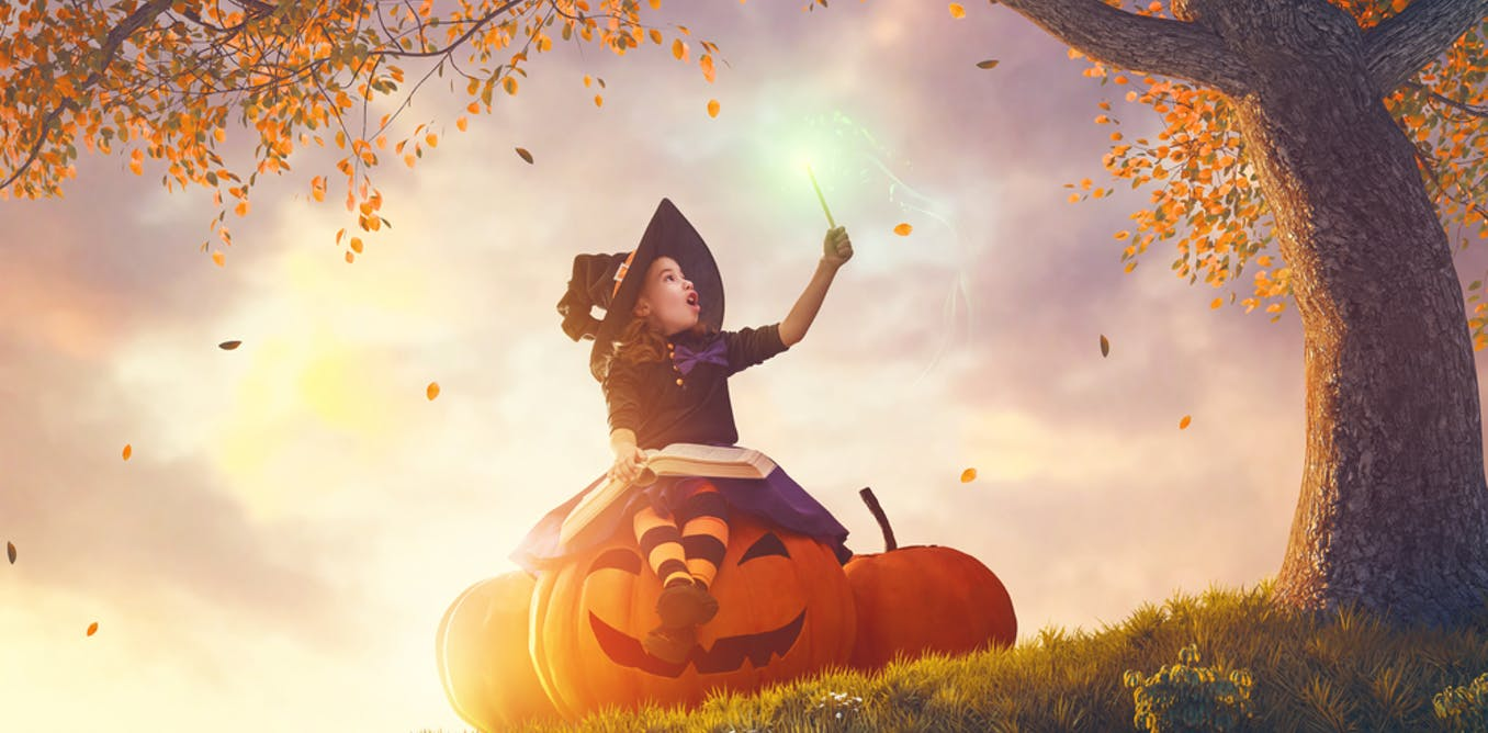 Halloween : des histoires de sorcières à faire lire aux enfants