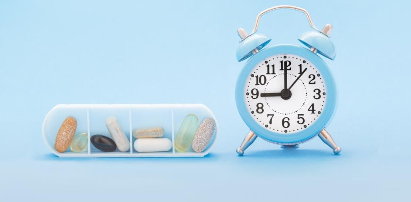What time of day should I take my medicine?