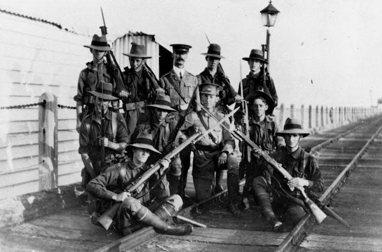 a short, sharp history of the bayonet