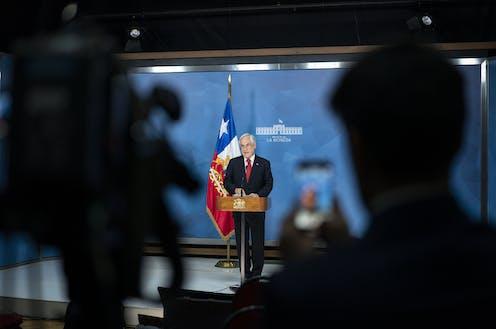 Estallido Social En Chile Discursos De Piñera Bajo La Lupa