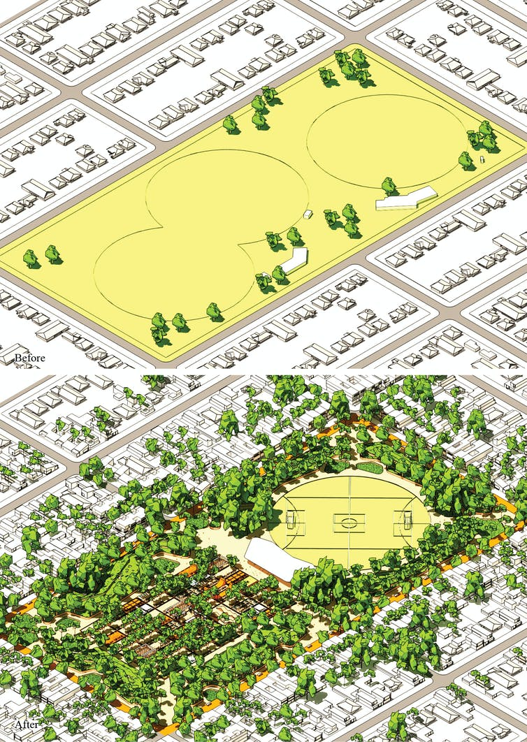 Greenspace-oriented development could make higher density attractive