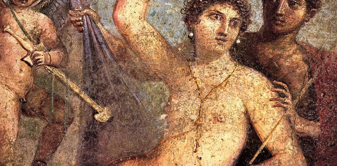 Sexe et érotisme dans l'Antiquité gréco-romaine