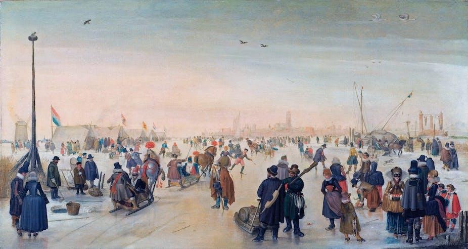 Quand L Histoire De L Art Dialogue Avec L Histoire Du Climat