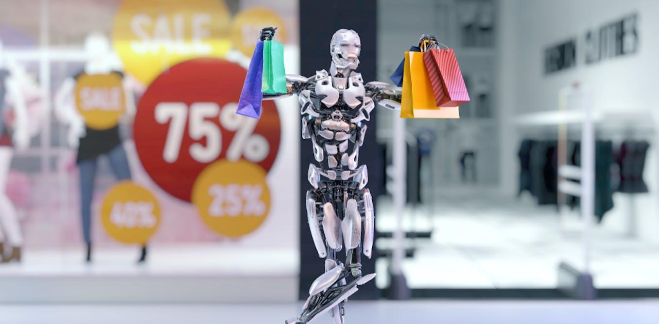 « Moi, robot, je veux ce Gucci » : les nouveaux consommateurs