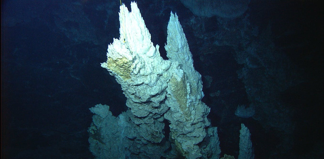 Origins of life: new evidence first cells could have formed at the bottom of the ocean