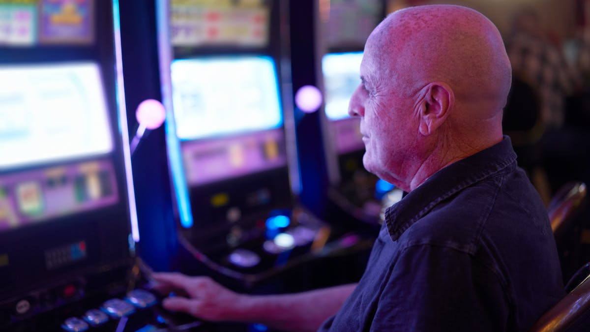 Why do many people with Parkinson's disease develop an addiction? We built  a virtual casino to find out