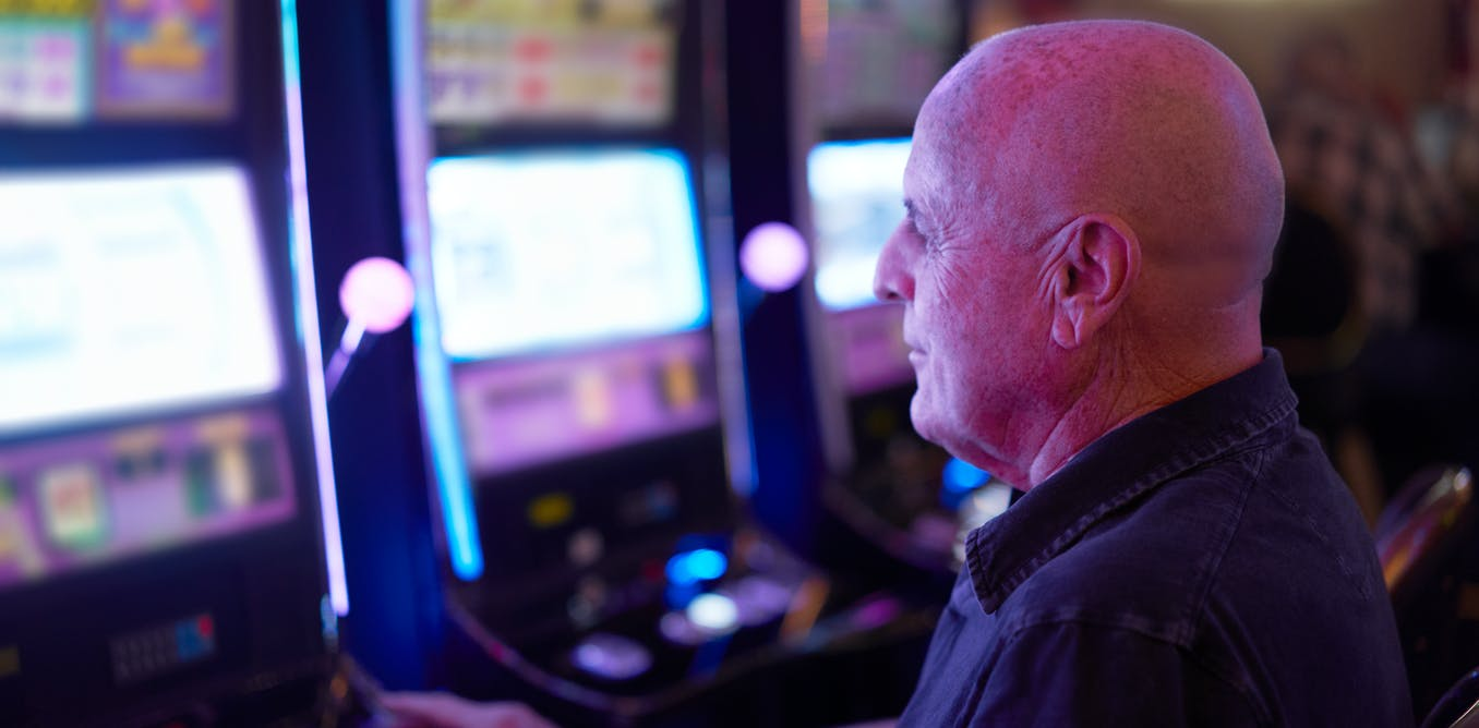 Why do many people with Parkinson's disease develop an addiction? We built a virtual casino to find out - The Conversation AU