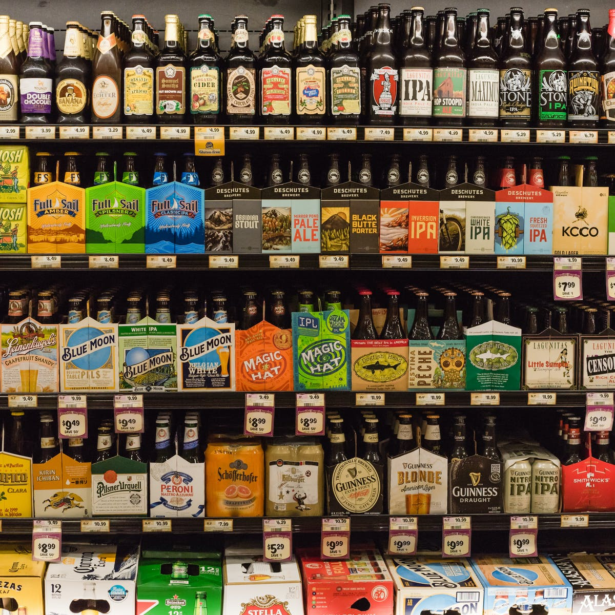 Craft beer is having an identity crisis, as big breweries muscle ...
