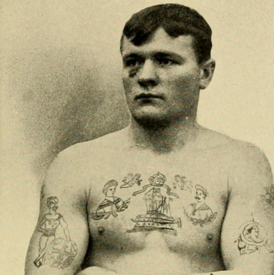 How Tattoos Became Fashionable In Victorian England Before you even get to the shop you feel. how tattoos became fashionable in