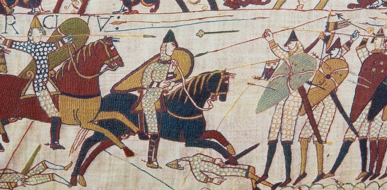 Bayeux tapestry mystery: England's cultural icon may have been made for France