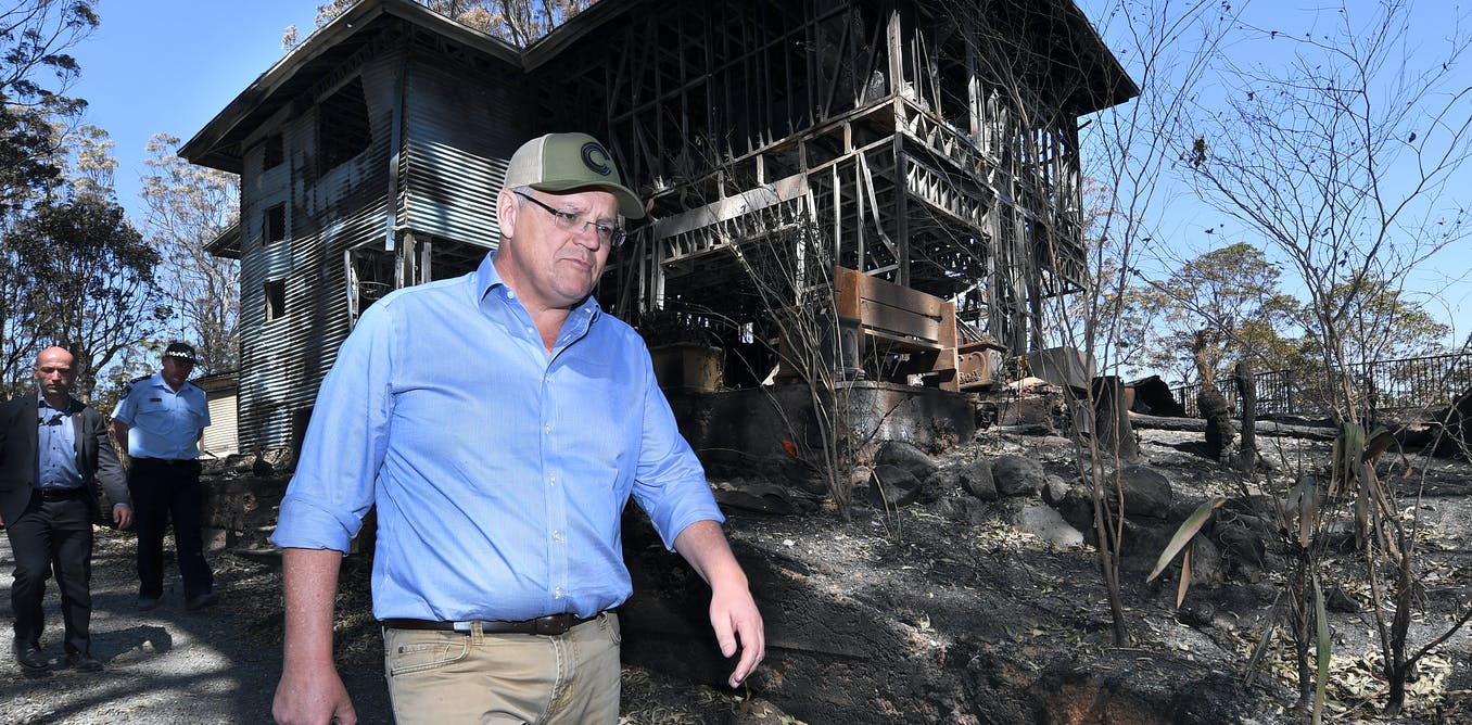 Mr Morrison, I lost my home to bushfire. Your thoughts and prayers are not enough