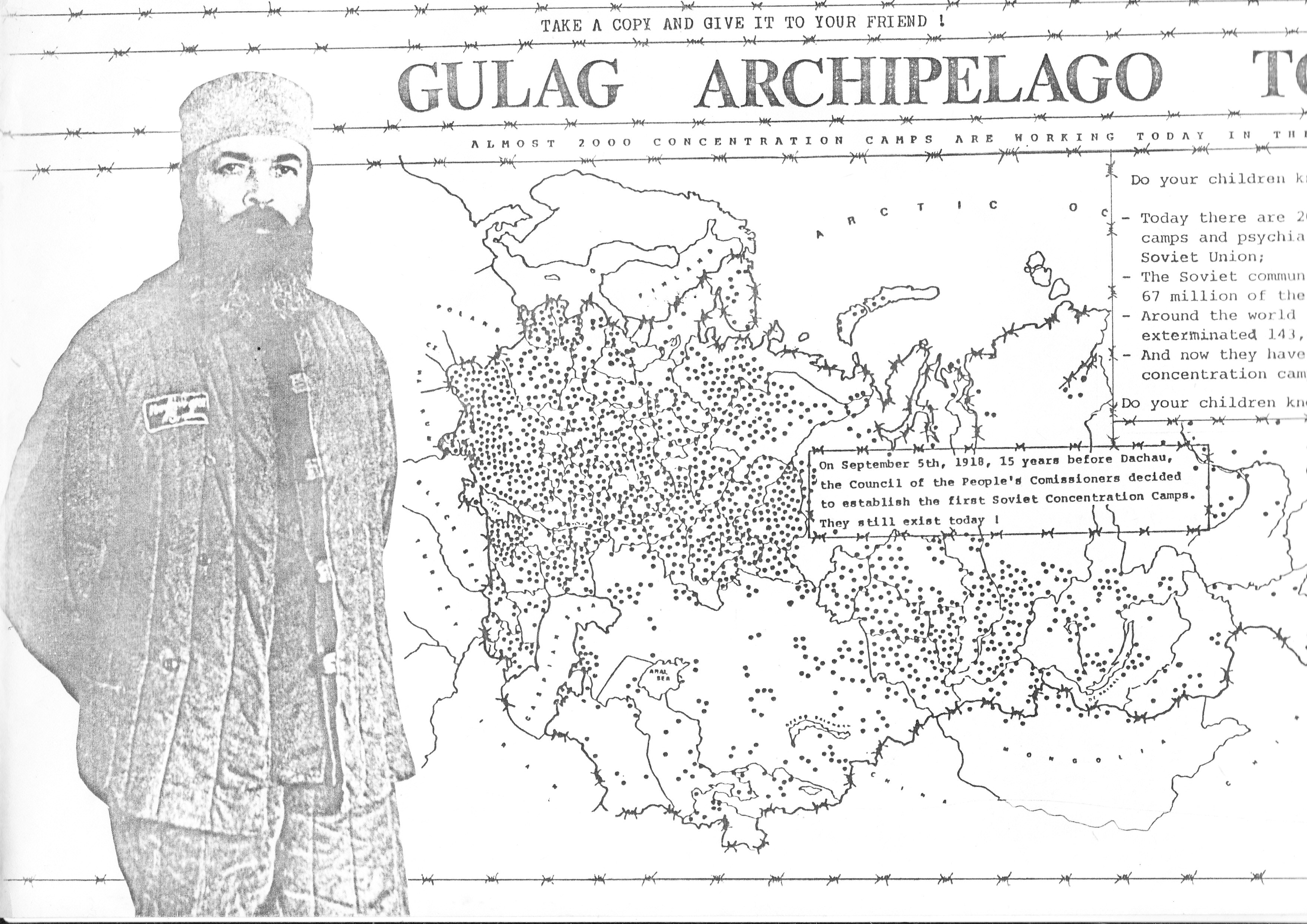 Are Dark Tourism Performances Of Gulag Life Educational Or Voyeuristic