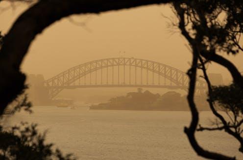 air quality sydney australia