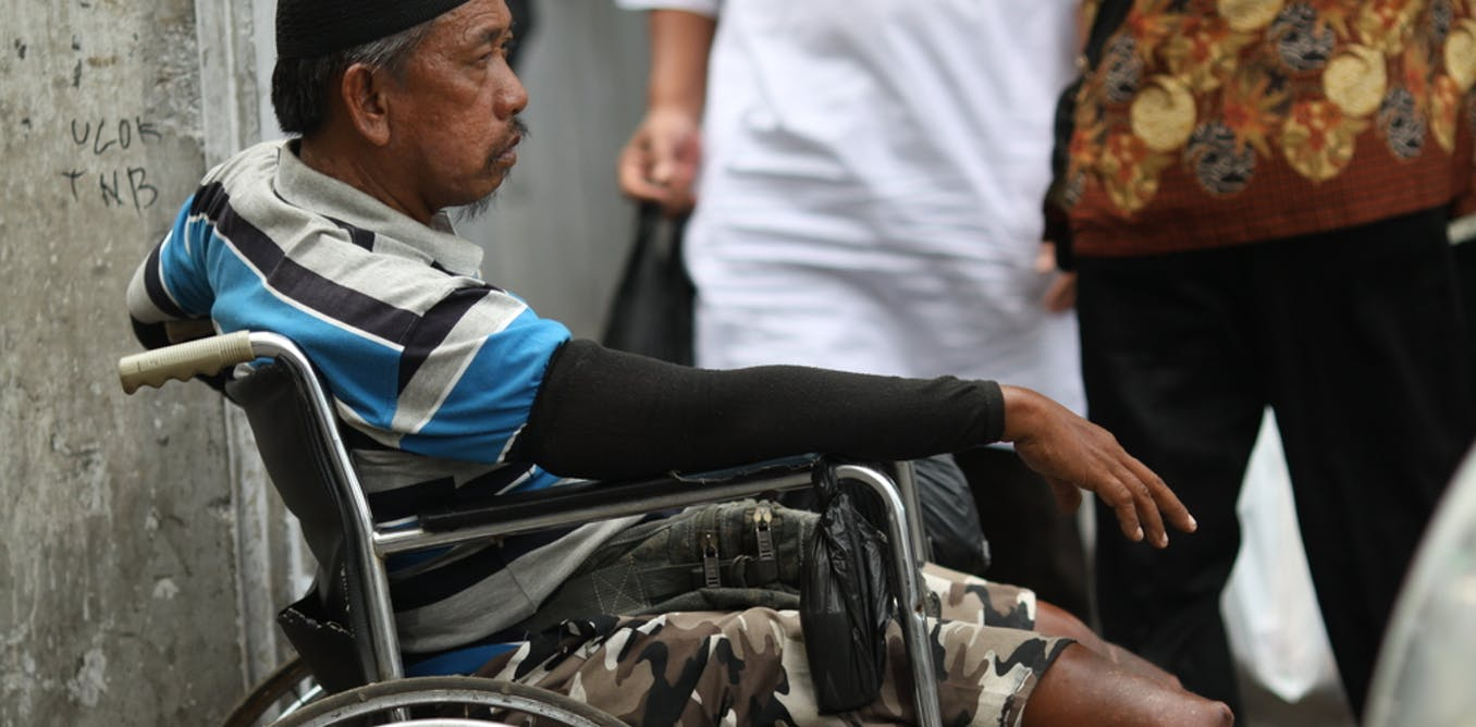 Research: changing Indonesian officials' attitudes on disability issues takes time