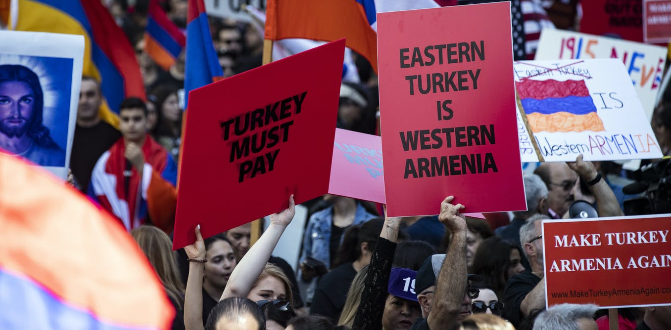 How the Armenian diaspora forged coalitions to push for genocide recognition