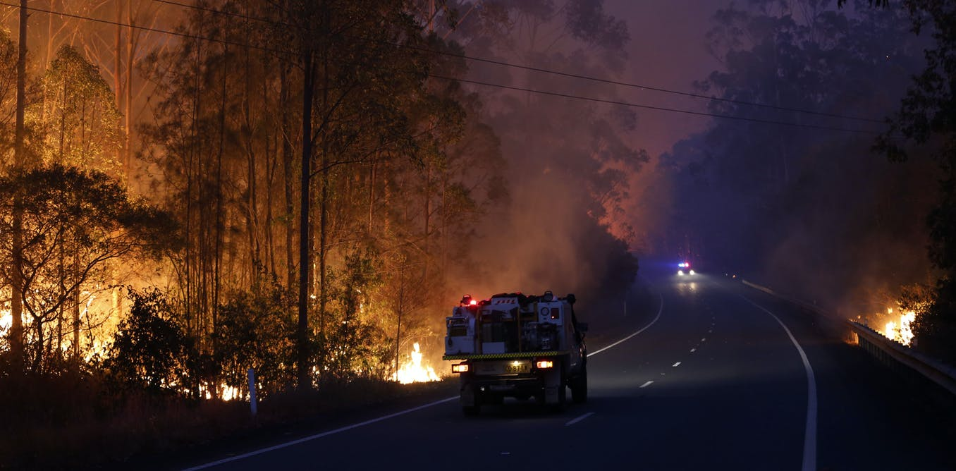Domestic violence will spike in the bushfire aftermath, and governments can no longer ignore it
