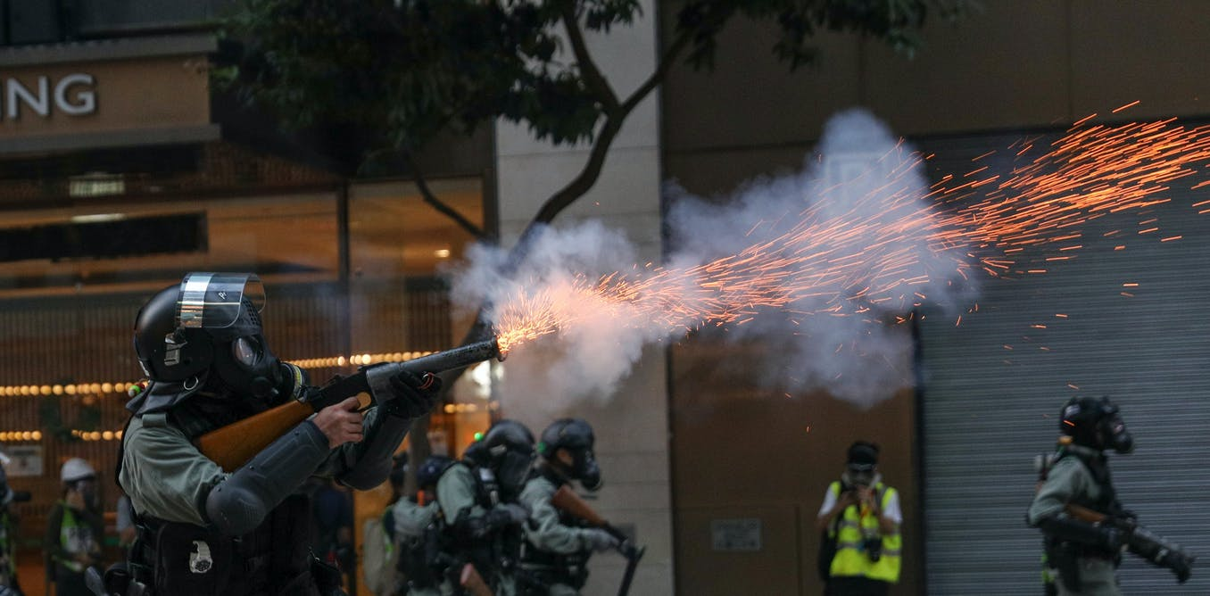 Hong Kong: police legitimacy draining away amid spiral of rage and retaliation