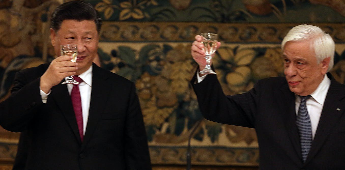 China's relationships with Greece and Italy are deepening – EU is reaping exactly what it sowed