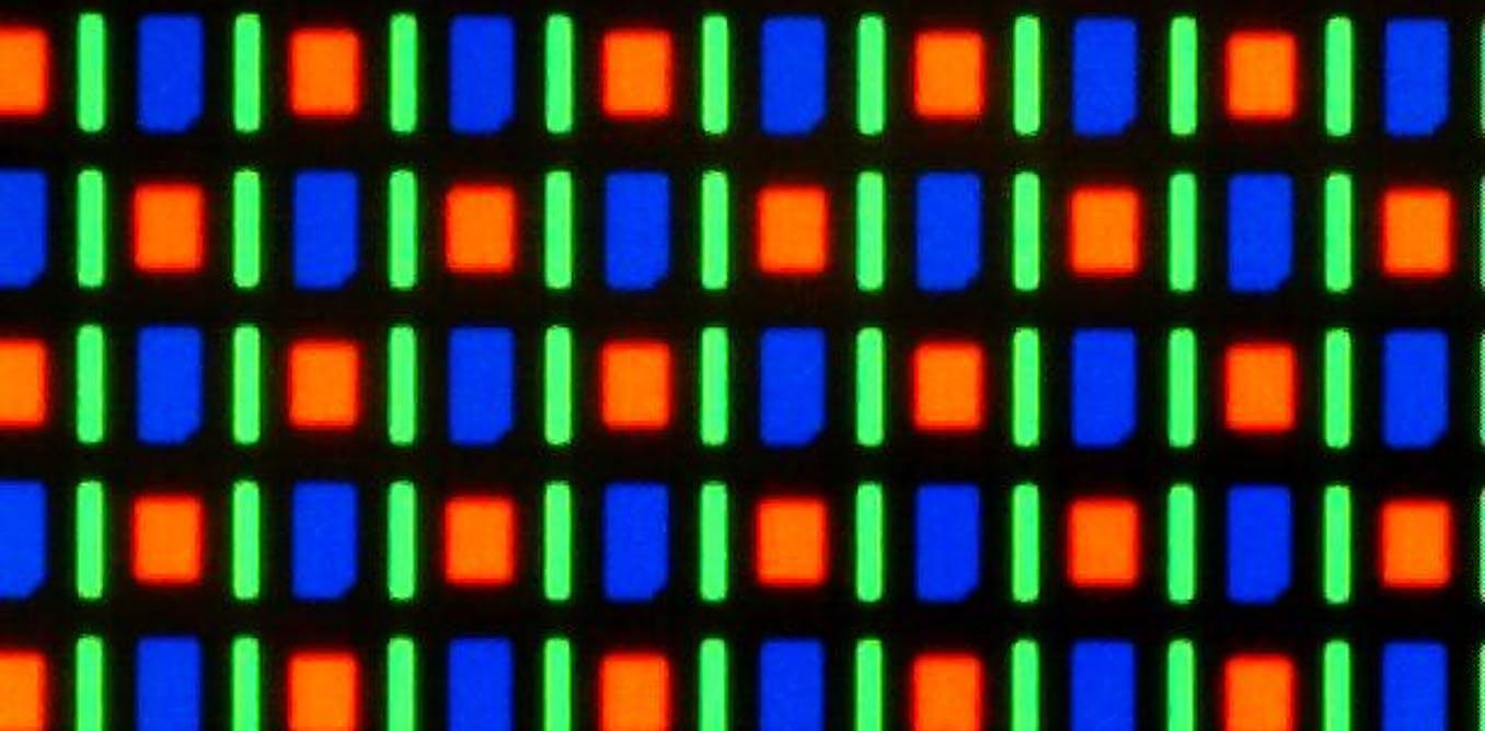 La technologie OLED pour les écrans de demain