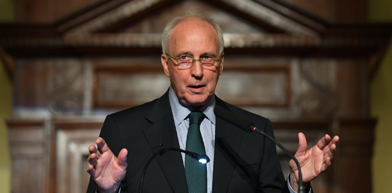 Paul Keating attacks media for 'pious belchings' over China